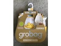 Grobag 0-6m 1tog summer sleeping bag