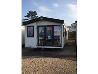 Static caravan for sale At Wemyss Bay holiday park near Largs Saltcoats Ayr Glasgow