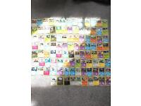 Stage 1 Pokemon deck cards bundle x101