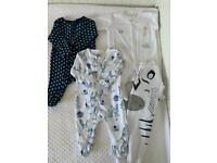 Unisex baby girl / boy bundle from next