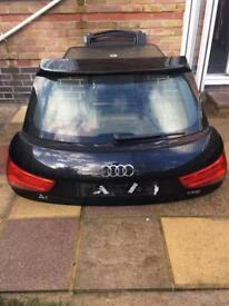 Audi A1 TFSI Boot Lid with Headlights