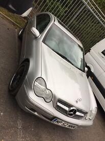 Mercedes c320 elegance.
