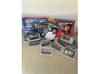 Official James Bond Car collection 2007 series (10 cars + 10 magazines)