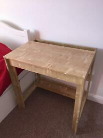 Ikea child's desk suitable age 6-13 years