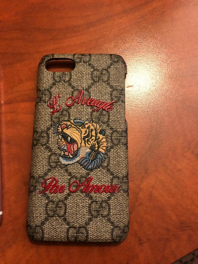 buy popular 245b7 06820 Gucci iPhone 6s case | in Worsley, Manchester | Gumtree