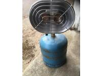 2x camping gas heaters