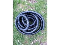 38mm corrugated flexi hose - 10m