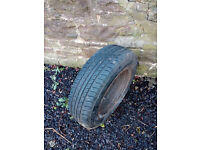 Tyres and wheels 195/65 R15 for Ford Transit Connect