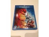 The Lion King - Diamond Edition (Blue-ray/DVD)