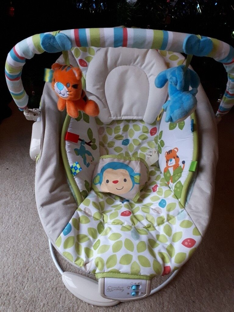 baby bouncer for sale hardly used in sittingbourne kent gumtree