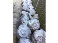 Free Mixed Garden Top Soil Clay Earth Bagged Buyer To Collect New ELtham London SE9