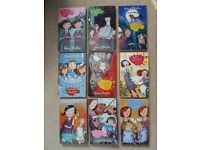 Set of St Clare's books by Enid Blyton