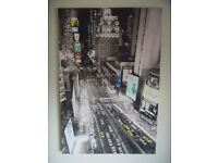 New York Time Square Canvas Print - FREE DELIVERY