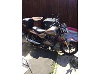 Lexmoto Oregon 125cc