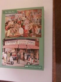 Jigsaw Puzzles.....2 X 500 piece... EXCHANGE /or sell £5.00.