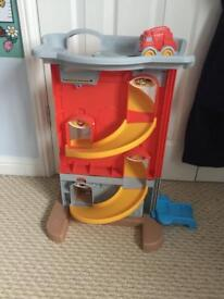 Little Tikes fire station