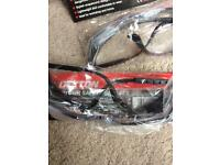 10 pair of safety glasses