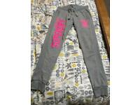 Superdry joggers size M - like new