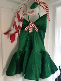 Women's elf outfit