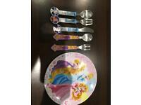 Princess cutlery