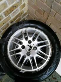 15 inch alloys