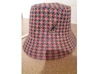 Brand new Kangol bucket hat, with tags. Size medium