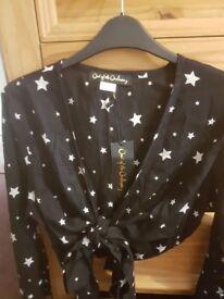 Star crossover shirt