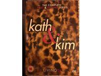 Kath & Kim series 1&2 box set