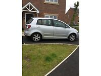 VW Golf Plus 2009 1.9 TDI