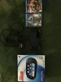 PS Vita 3gb