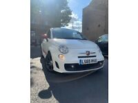 Abarth, 500, Hatchback, 2015, Semi-Auto, 1368 (cc), 3 doors