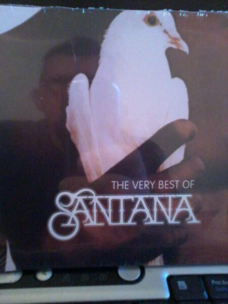 Santana - The Very Best Of  ,74,cd,folia