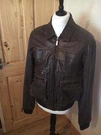 Calvin Klein Soft Leather Jacket