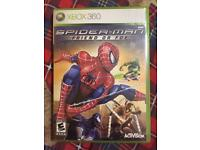 Spider-Man Friend Or Foe Xbox 360 Game