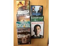 Set of DVDs