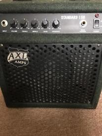 Bass/Acoustic Guitar 15w Practice Amp
