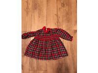 Baby Girl Spanish dress