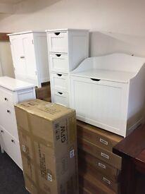 Bathroom storage units £15-£49