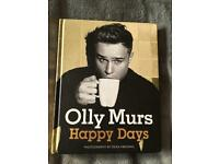 Olly Murs autobiography - Happy Days