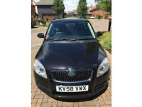 Skoda Fabia estate 1.4 TDI 2008. Great condition. Low tax. Good mileage.
