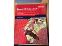 Edexcel AS History Unit 1 Russia in Revolution