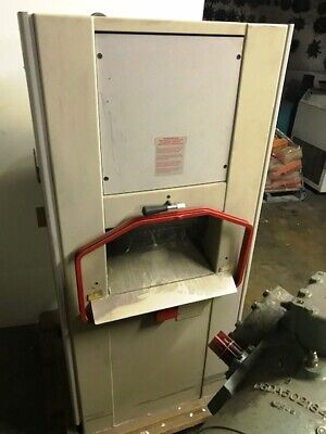 Destroyit Model 4105a Used Industrial Grade Paper Shredder
