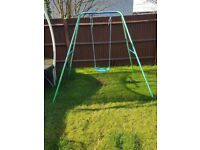 Childs Garden Swing