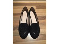 Topshop ladies flat shoes