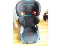GRACO Car Seat / Booster Seat suitable age 4 to 11.