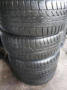 4  continental winter sport 255/50r19 runflat  SPECIAL SPECIAL