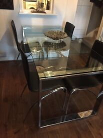 John Lewis FROST 6 seater dining table Bargain Price!