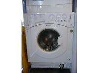 Hotpoint Washing Machine - 7 KG & 1400 RPM - Built-In