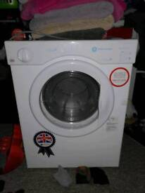 White Knight 3kg vented tumble dryer