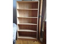 Bookshelf £20